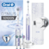 MODELIS: GENIUS 10100S ORCHID PURPLE<br />Oral-B Toothbrush Genius 10100S Electric Rechargeable, Orchid Purple, 6 cleaning-modes including Pro-Clean, Whitening, Gum Care and Sensitive, Number of brush heads included 4