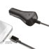 MODELIS: CCIP5<br />Celly car charger for iPhone 5/5S/5C/6/6 PLUS (Black) Celly