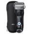 MODELIS: 7840S<br />Braun Series 7 Shaver 7840s Wet use, Rechargeable, Charging time 1 h, Li-Ion, Battery powered, Number of shaver heads/blades 1, Black