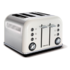 MODELIS: 242021<br />Toaster Morphy richards 242021 White, Stainless steel, 1880 W, Number of slots 4, Number of power levels 7,