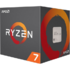 AMD Ryzen 7 2700 8Core/16Thread 3.2 GHz (4.1 GHz Max Boost) 20MB Socket AM4 65W, AMD Wraith Spire LED Cooler Included