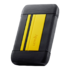 MODELIS: AP2TBAC633Y-1<br />APACER External HDD AC633 2.5 2TB USB 3.1 shockproof military grade Yellow