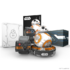 MODELIS: R001SRW<br />Sphero Star Wars BB-8 R001SRW The app-enabled Droid and Force band, Bluetooth, Droid: durable polycarbonate shell, Speed 2 m/s, BB-8 App-Enabled Droid; Force band; Induction Charging Base; 2 Micro USB Cables; Collector's tin; Quick Start Guide ; Legal Guide., 200 g, Width 7,3 cm, Height 11,4 cm, Micro USB, Ba...