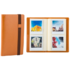 MODELIS: INSTAX SQUARE PHOTO ALBUM<br />Fujifilm Instax Square Photo album Brown