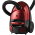 MODELIS: RC-2200RA/2A<br />DAEWOO Vacuum cleaner RC-2200RA/2A Bagged, Red, 700 W, 3 L, A, A, D, F, 77 dB,