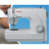 MODELIS: SMC 1507<br />Sewing machine Singer SMC 1507 White, Number of stitches 7