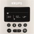 MODELIS: EA8161<br />Krups Coffee maker EA8161 Pump pressure 15 bar, Built-in milk frother, Fully automatic, 1450 W, White/black
