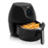 MODELIS: 01.182050.01.001<br />Princess Digital Family Aero Fryer Black, 1700 W, 5.2 L, The hot air system bakes your fries crispy witout oil.