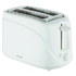 MODELIS: HR-104<br />ORAVA Toaster HR-104 White, Plastic, 650 W, Number of slots 2, Number of power levels 6,