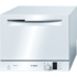 MODELIS: SKS62E22EU<br />Bosch Dishwasher SKS62E22EU Table, Width 59.5 cm, Number of place settings 6, Number of programs 6, A+, AquaStop function, White