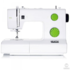 MODELIS: SIR100032<br />Sewing machine PFAFF SMARTER 140S  White/Green, Number of stitches 21, Number of buttonholes 1, Automatic threading