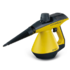 MODELIS: 4139<br />Ariete Vaporì Jet  4139 Portable steam cleaner, Black/ yellow, 900 W,