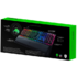 MODELIS: RZ03-03530600-R3N1<br />Razer Green Switch, Gaming, RGB LED light, Nordic Layout, Black, 2.4Ghz Wireless, Wired, Bluetooth, BlackWidow V3 Pro, Wireless connection