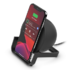 MODELIS: AUF001VFBK<br />Belkin Wireless Charging Stand + Speaker BOOST CHARGE Black