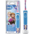 MODELIS: VITALITY 100 KIDS FROZEN<br />Oral-B Toothbrush Disney Frozen Vitality Rechargeable, For kids, Operating time 8 h min, Number of brush heads included 1, Number of teeth brushing modes 2, Blue