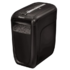 MODELIS: 250-03426<br />Fellowes Powershred 60Cs Black, 22 L, Credit cards shredding, Warranty 24 month(s), 75 dB, Cross-Cut Shredder, Paper handling standard/output 10 sheets per pass