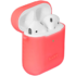 MODELIS: L_AP_PN_R<br />LAUT POD NEON for AirPods 1/2 Electric Coral, Charging Case, Apple AirPods 1/2
