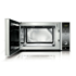 MODELIS: 03331<br />Caso MG 25 Microwave oven with Grill, Free standing, Capacity 25 L, Power 900 W, LED display, Silver Caso Microwave oven with Grill MG 25  Free standing, Grill, 900 W, Silver, Defrost