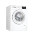 MODELIS: WAU24UL8SN<br />Bosch Serie 6 Washing machine WAU24UL8SN A+++, Front loading, Washing capacity 8 kg, 1200 RPM, Depth 59 cm, Width 60 cm, Display, LED, Self-cleaning, White