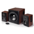 MODELIS: S350DB BROWN<br />Edifier S350DB Speaker type 2.1, 3.5mm/Bluetooth/Optical/Coaxial, Bluetooth version 4.0, Brown, 150 W