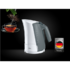 MODELIS: WK500WH<br />Braun Kettle WK500 MultiQuick 5 Standard, Plastic, White/ grey, 3000 W, 360° rotational base, 1.7 L