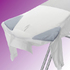 MODELIS: GC240/25<br />Philips Ironing Board  GC240/25 White/ grey, 1200 x 450 mm, 6