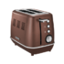 MODELIS: 224401<br />Morphy richards Toaster 224401 Bronze, Stainless steel, 1800 W, Number of slots 2, Number of power levels 7,