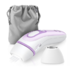 MODELIS: PL3111<br />Braun IPL Epilator Silk-expert Pro 3 PL3111 Corded, Bulb lifetime (flashes) 300000, Number of speeds 2 comfort modes. Normal & gentle mode with a gentle setting ideal for beginners., White/Lilac