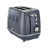 MODELIS: 224402<br />Morphy richards Toaster 224401  Steel Blue, Stainless steel, 900 W, Number of slots 2, Number of power levels 7,