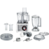 MODELIS: MC812S820<br />Bosch Food Processor MultiTalent 8 MC812S820 White/Silver, 1250 W, 3.9 L, Blender