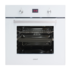 MODELIS: MD7009WH 07034001<br />CATA Oven MD 7009 WH  Built in, 60 L, White, Automatic AquaSmart cleaning system, A, Retractable Push Pull knobs, Height 60 cm, Width 60 cm,