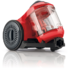 MODELIS: DD2620-1<br />Dirt Devil Vacuum Cleaner DD2620-1 Warranty 24 month(s), Bagless, Ultima red, 800 W, 2,2 L, A, A, D, A, 82 dB,