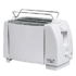 MODELIS: AD 33<br />Adler Toaster AD 33  White, Plastic, 750 W, Number of slots 2, Bun warmer included