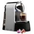 MODELIS: BELMIO BELLO TITANIUM<br />Belmoca Capsule coffee machine for Nespresso Bello  Pump pressure 19 bar, Capsule, Titanium