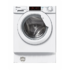 MODELIS: CBWDS 8514TH-S<br />Candy Washing Machine with Dryer CBWDS 8514TH-S Front loading, Washing capacity 8 kg, Drying capacity 5 kg, 1400 RPM, A, Depth 52,5 cm, Width 60 cm, White, Wi-Fi, Drying system, NFC