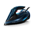 MODELIS: GC5034/20<br />Philips Iron GC5034/20 Steam Iron, 3000 W, Water tank capacity 350 ml, Continuous steam 65 g/min, Blue