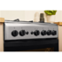 MODELIS: IS5G1PMX/E<br />INDESIT Cooker IS5G1PMX/E Hob type Gas, Oven type Electric, Inox, Width 50 cm, Grilling, 59 L, Depth 60 cm