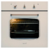 MODELIS: MR 608 I IVORY 07035802<br />Cata MR 608 I Ivory Multifunctional Oven, 59L, 6 Functions, Side Racks, EC-A, Mechanical Timer, easy Clean System, RETRO IVORY