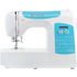 MODELIS: C5205-TQ<br />Singer Sewing Machine C5205-TQ Number of stitches 80, Number of buttonholes 1, White/Turquoise