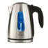 MODELIS: DOM153<br />DomoClip DOM153  Standard kettle, Stainless steel, Stainless steel, 2200 W, 1.7 L, 360° rotational base