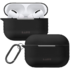 MODELIS: L_APP_POD_BK<br />LAUT POD for AirPods Pro Charcoal, Silicone, Charging Case, Anti-scratch case, Apple AirPods Pro