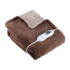 MODELIS: DOW103<br />DomoClip Bed Warmer  DOW103 Number of heating levels 3, Number of persons 1, Washable, Remote control,  Micro plush two-tone made of 100% polyester, 120 W, Brown
