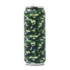 MODELIS: 1486-7945<br />Yoko Design 1486-7945 Isotherm Tin Can, Soft touch Camouflage, Capacity 0.5 L,