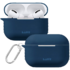MODELIS: L_APP_POD_BL<br />LAUT POD for AirPods Pro Ocean, Silicone, Charging Case, Anti-scratch case, Apple AirPods Pro
