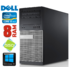 MODELIS: RD5897WH<br />DELL 790 MT i5-2400 8GB 120SSD DVD WIN10 RENEW