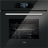 MODELIS: EO 27<br />Caso EO 27 Multifunction Oven, 60L, 6 functions, Large LCD display, 2x telescopic slides, Easy to clean, Black
