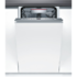 MODELIS: SPE66TX05E<br />Bosch Dishwasher  SPE66TX05E Built in, Width 45 cm, Number of place settings 10, Number of programs 6, A+++, Display, AquaStop function, White