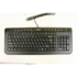 MODELIS: KL-40/US+RUSO<br />SALE OUT. A4Tech keyboard KL-40, USB (Black) (US+Russian), Slim - SCRATCHED A4Tech Keyboard KL40, slim,  Natural_A Multimedia Keyboard, wired, Keyboard layout US+RU, DEMO,, USB, black