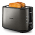 MODELIS: HD2650/80<br />Philips Viva Collection Toaster HD2650/80 Full metal.