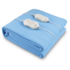 MODELIS: GALCCH150<br />Gallet Electric blanket  GALCCH150 Number of heating levels 3, Number of persons 2, Washable, Remote control, Polar fleece, 2 x 60 W, Blue